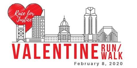 5k Valentine Run tickets