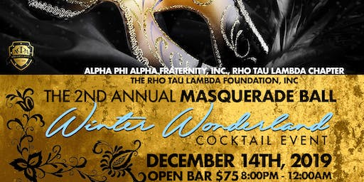 The 2nd Annual Masquerade Ball: Winter Wonderland