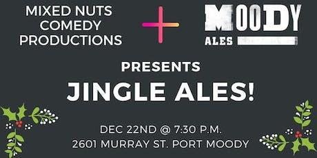 Jingle Ales at Moody Ales tickets