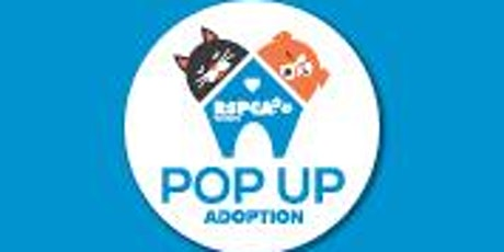RSPCA Pop Up Adoption 2020 tickets