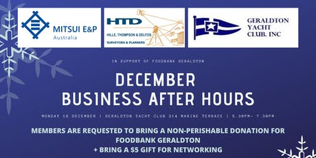 MWCCI December Business After Hours tickets