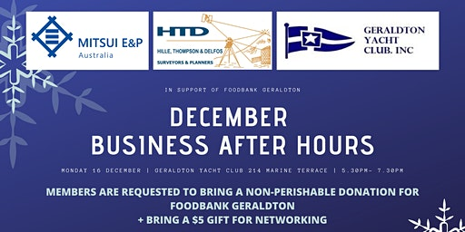 MWCCI December Business After Hours
