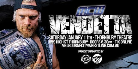 MCW Vendetta 2020 tickets
