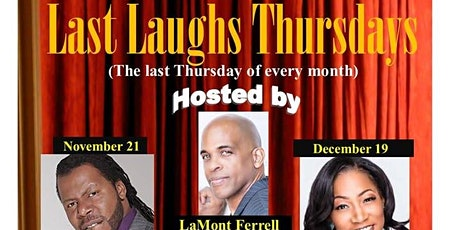 Last Laughs Thursdays tickets