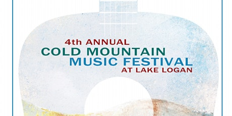 4th Annual Cold Mountain Music Festival at Lake Logan tickets