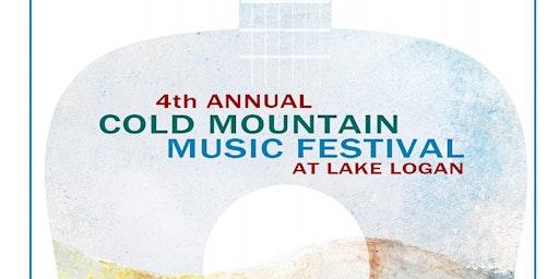 4th Annual Cold Mountain Music Festival at Lake Logan