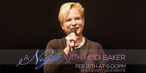 A Night with Heidi Baker