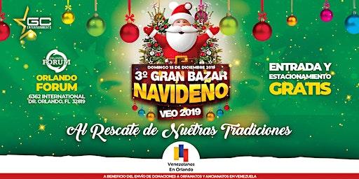 3º Gran Bazar Navideño VEO 2019!