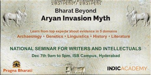 "Indic Academy presents ""Bharat Beyond Aryan Invasion Myth"""