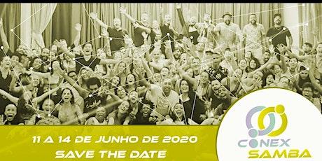 CONEXSAMBA 2020 ingressos