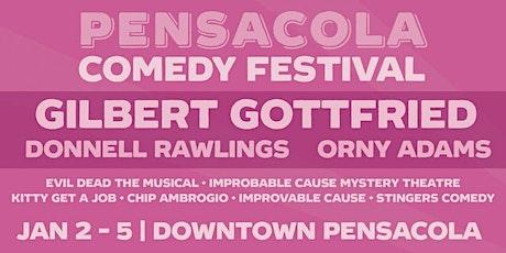 Pensacola Comedy Festival tickets