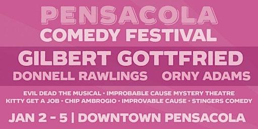 Pensacola Comedy Festival