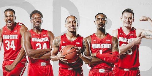 Ohio State Men's Basketball at Maryland