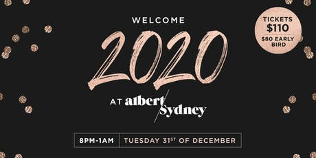 New Years Eve at Albert and Sydney Brunswick with  DJ Charlie Buzz! tickets