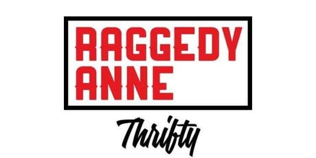 Raggedy Anne  Thrifty - Fill a shoe box only $5 tickets