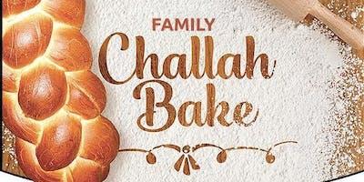 Family Challah Bake