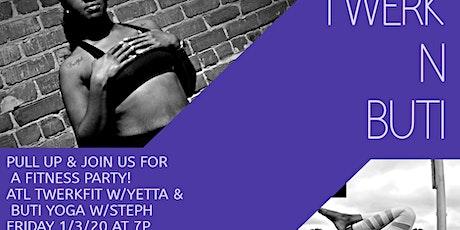 Twerk N Buti tickets