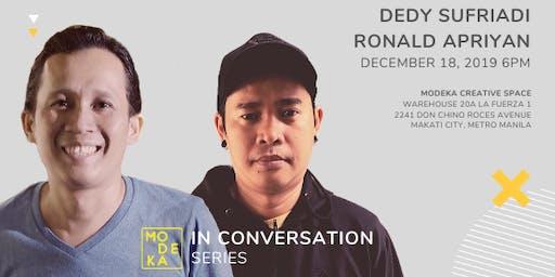 In Conversation: Dedy Sufriadi & Ronald Apriyan
