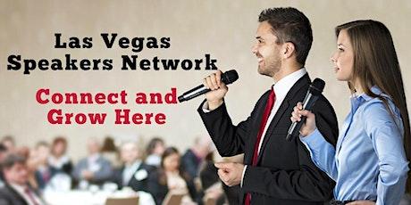 Las Vegas Speakers Network - Meet, Greet, See & Be Seen Networking Event tickets