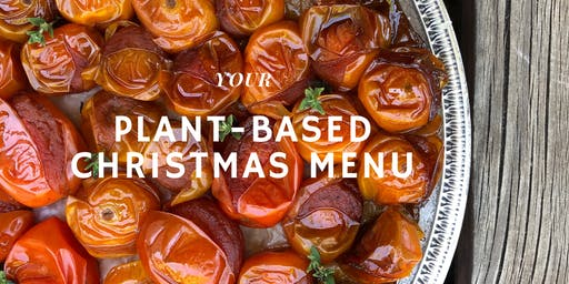 Plant Based Christmas Feast Workshop
