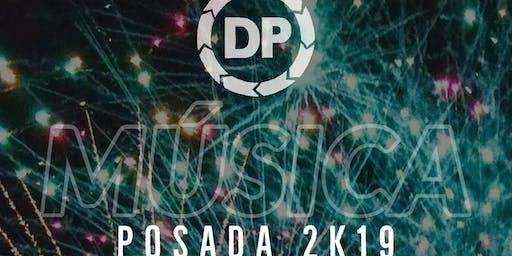 Posada músicos & cantantes DP 20k19