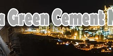 Asia Green Cement Manufacturing Summit 2020 tickets