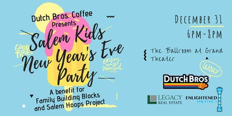 Salem Kids New Year's Eve Party tickets