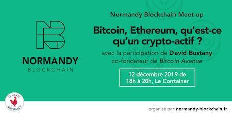 Bitcoin, Ethereum, qu'est-ce qu'un crypto-actif ?  billets