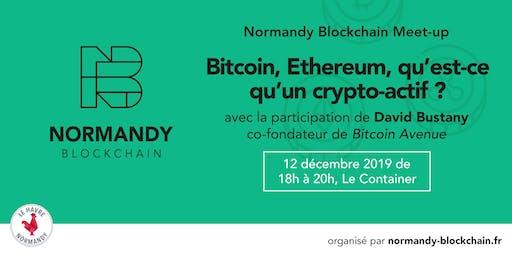 Bitcoin, Ethereum, qu'est-ce qu'un crypto-actif ?
