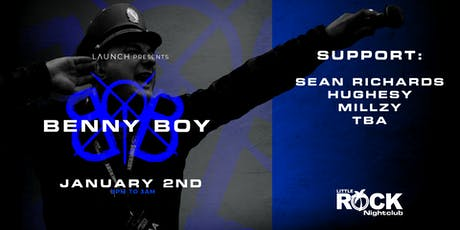 Benny Boy - Nelson (2020) tickets
