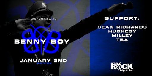 Benny Boy - Nelson (2020)