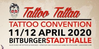 """Tattoo Convention Bitburg """"TattooTattaa"""""""