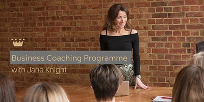 Register your Interest in the Business Coaching Pr