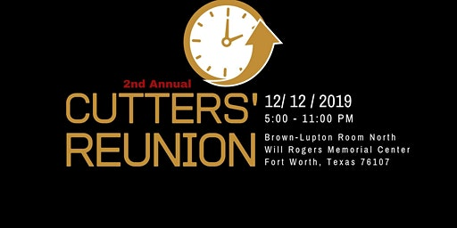 2nd Annual Cutters' Reunion and Gala