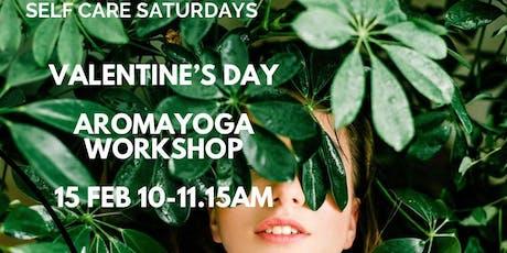 Valentine's Day AromaYoga Workshop tickets
