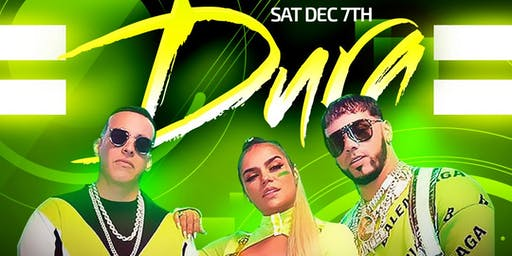 DURA | HIPHOP & REGGAETON | EVERY 1ST SATURDAY @ ENSO NIGHTCLUB