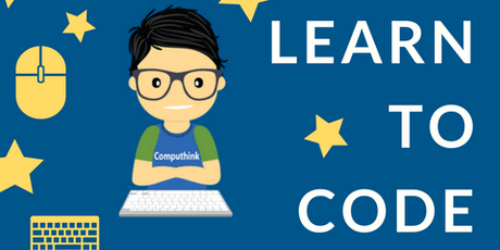 Computhink Kids Coding Trial Consultation/ Class  tickets