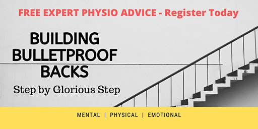 Build a BULLETPROOF BACK - Expert Physio Advice
