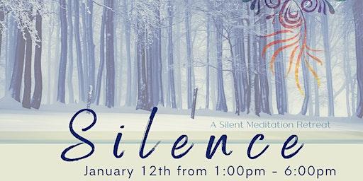 Silence - A Silent Meditation Retreat