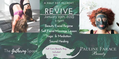 Revive ~ Half Day Retreat tickets