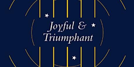 Winnipeg Boys' Choir presents 'Joyful & Triumphant' tickets