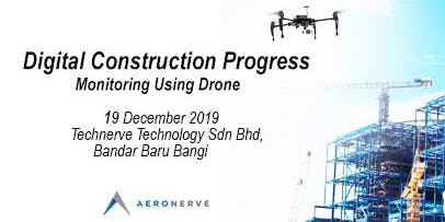 Drone Technology Application in Construction and Mining Industry Workshop