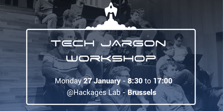 Tech Jargon Game Workshop tickets