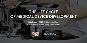 The Life Cycle of Medical Device Development