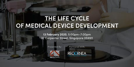 The Life Cycle of Medical Device Development tickets
