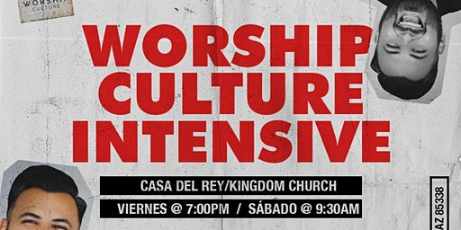 Worship Culture Intensive