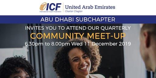 ADSC Community Meet Up