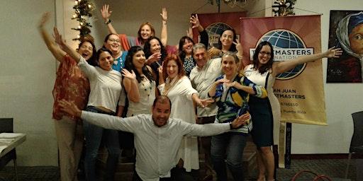 Momentum Toastmasters Club Meeting- Reunión Puerto Rico