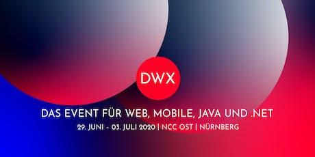 DWX - Developer Week '20 Tickets