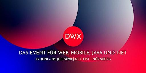 DWX - Developer Week '20